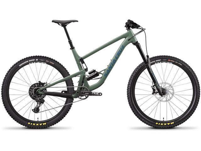 Santa Cruz Bronson 3 AL R-Kit, matte olive/Blue